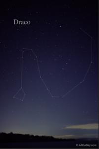 Constellation du dragon