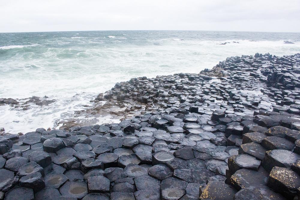 Chaussée des Géants : entre mythe et géologie