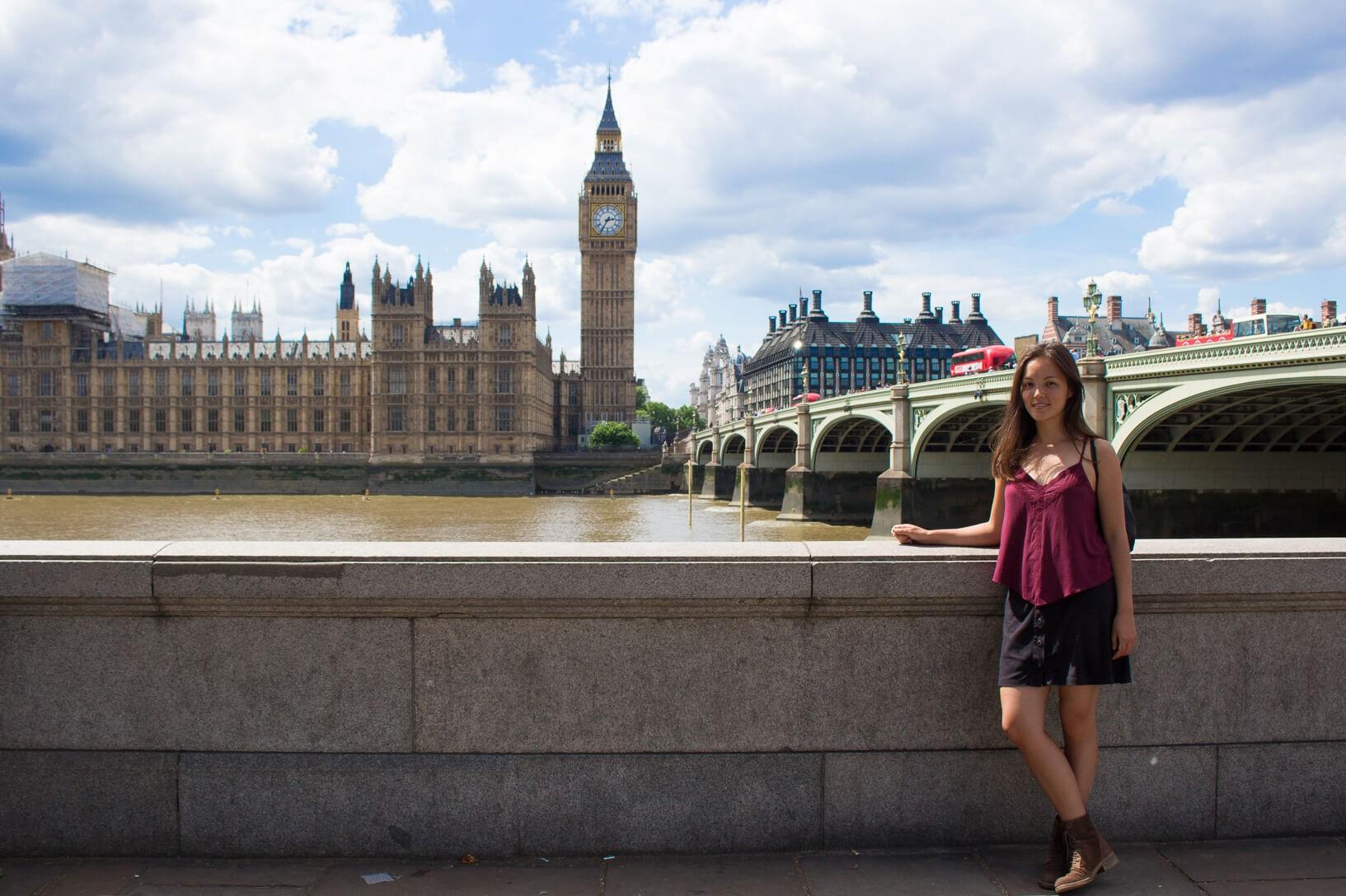 Londres en mode aléatoire (ou presque)