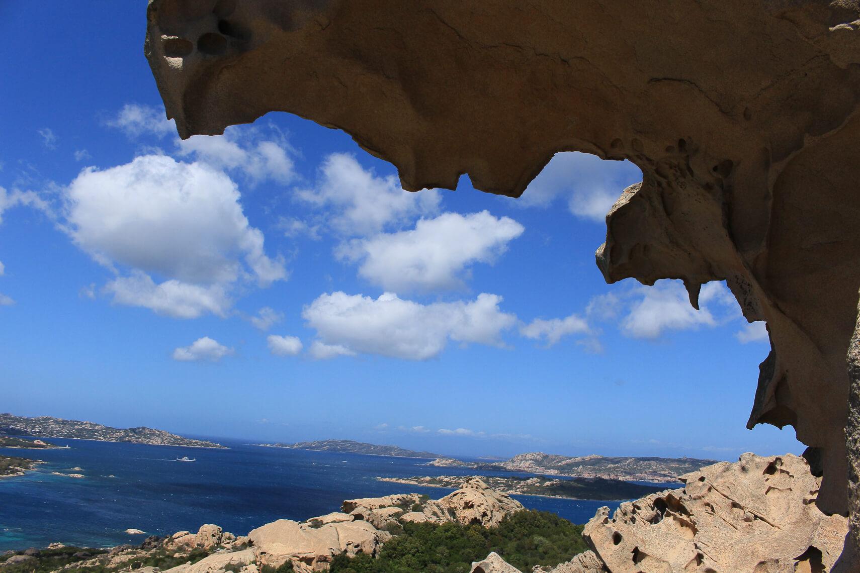 Capo d'Orso : l'ours de granite