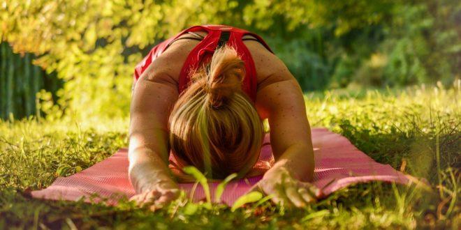 Yoga à Poitiers l'été